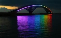 THE XIYING RAINBOW BRIDGE