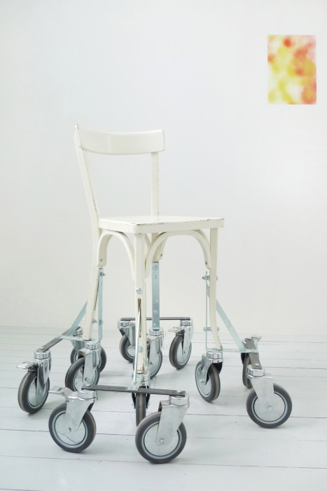 MARINA FAUST TRAVELING CHAIRS