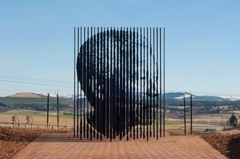 MARCO CIANFANELLI NELSON MANDELA MONUMENT