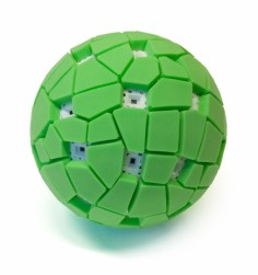JONAS PFEIL THROWABLE PANORAMIC BALL CAMERA
