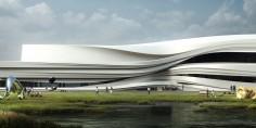 We Architects Anonymous Yinchuan Art Museum