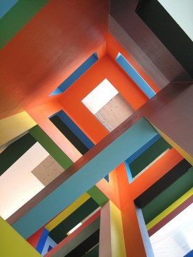 EVELIEN GERRITS  COLOURFUL LINES