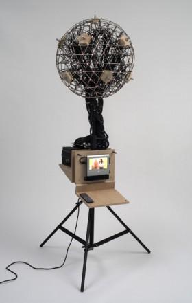 OLAFUR ELIASSON TV LAMP