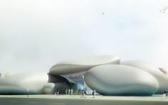 HENNING LARSEN ARCHITECTS Batumi Aquarium