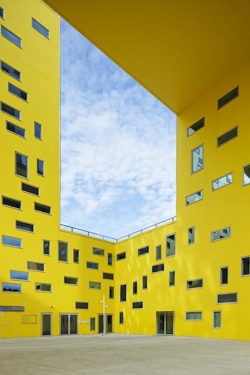 MANUELLE GAUTRAND ARCHITECTURE VOID