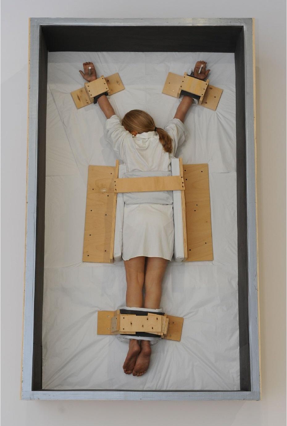 Maurizio-Cattelan-Amen-exhibition