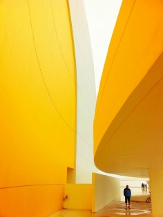 Niemeyer Center, Aviles, Asturias