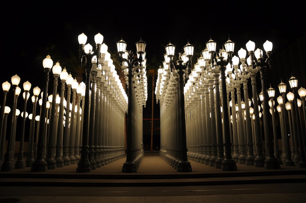 chris burden  Urban LIght