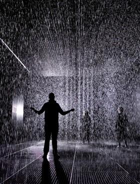RANDOM INTERNATIONAL RAIN ROOM 43