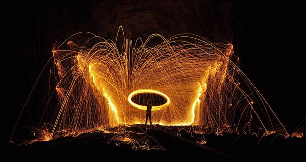 LIGHT PAINTINGS OUTABOUNDS