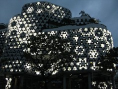 WOHA Architects Crystal Mesh Singapore