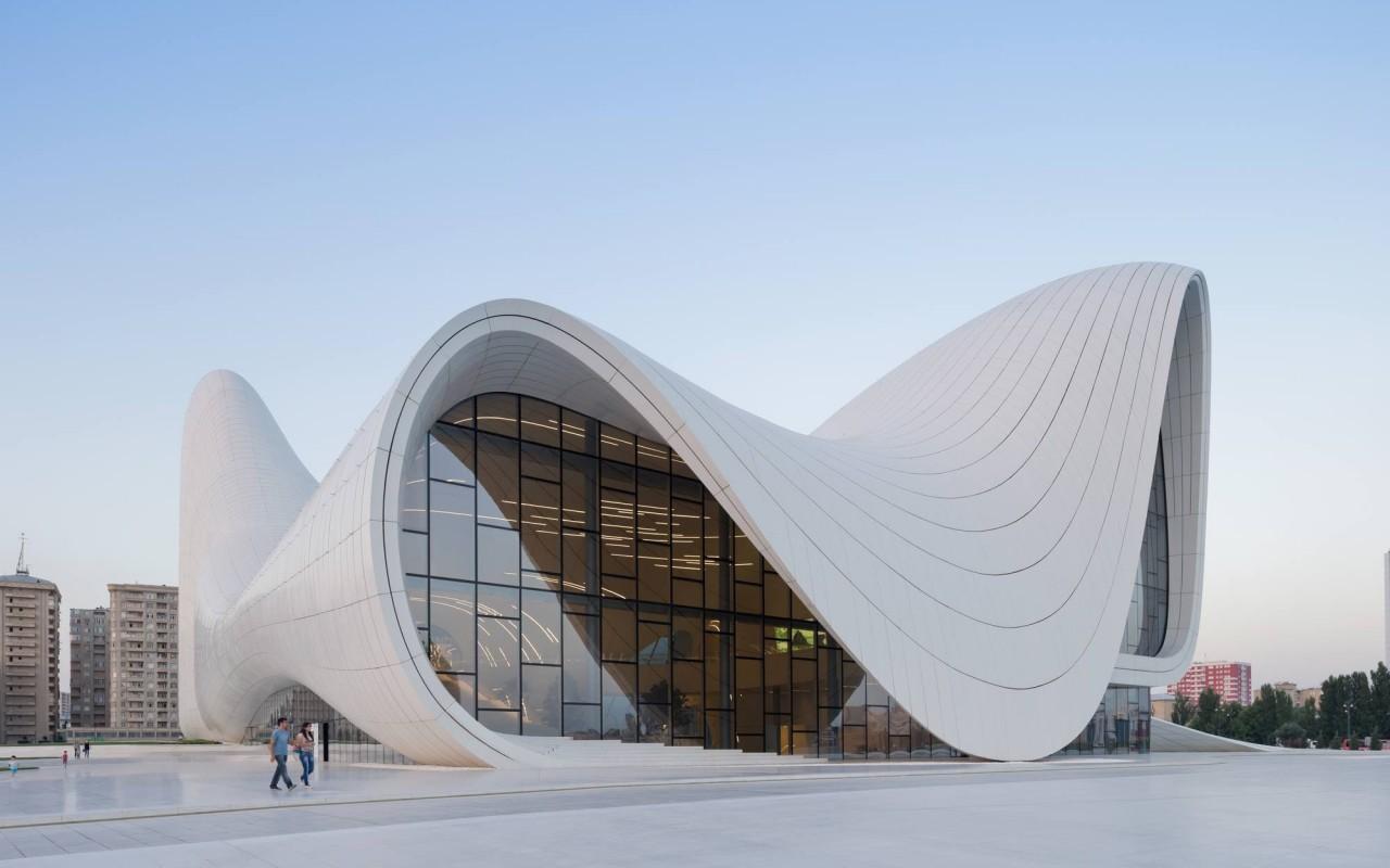 ZAHA HADID ARCHITECTS HEYDAR ALIYEV CENTER