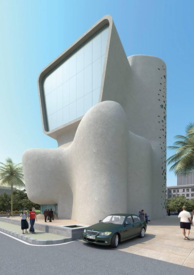 SANJAY PURI ARCHITECTS BOMBAY ARTS SOCIETY
