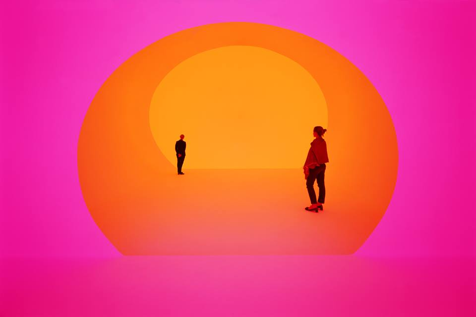 JAMES TURRELL AKHOB