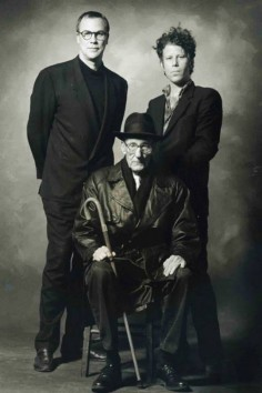 ROBERT WILSON, WILLIAM BURROUGHS AND TOM WAITS THE BLACK RIDER