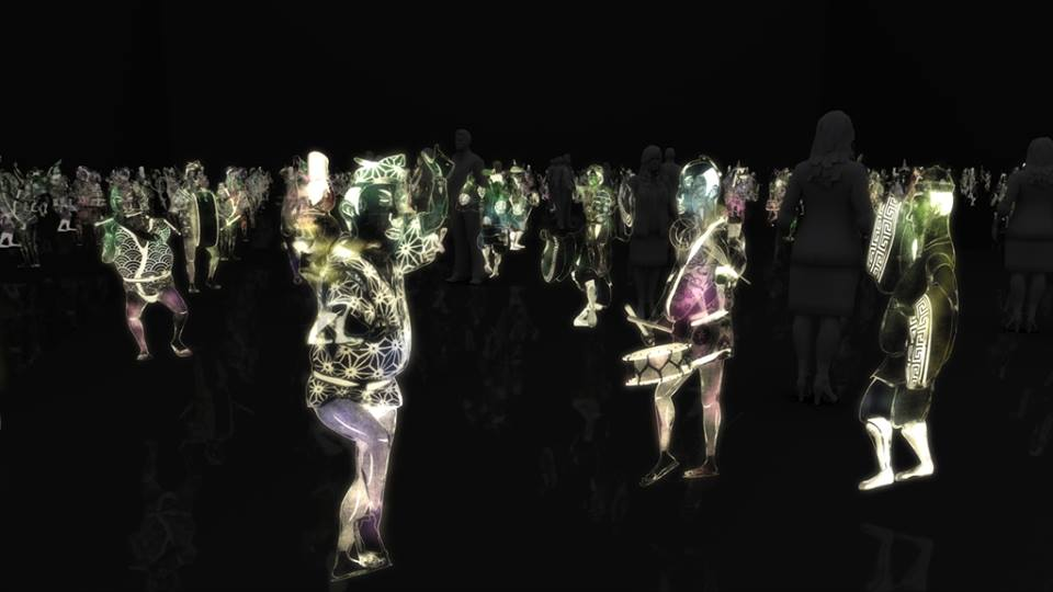 TEAMLAB PEACE CON BE REALIZED EVEN WITHOUT ORDER