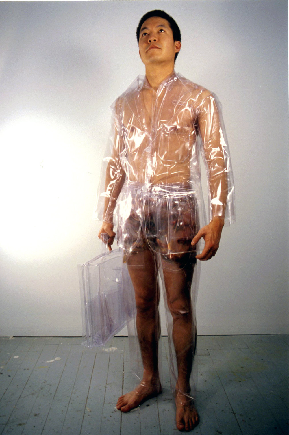 BOHYUN YOON Transparent Business Suit