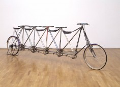 Five-Man Pedersen (Prototype No.1) 2003 by Simon Starling born 1967