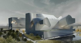 Steven Holl Architects  Ecology Museum and Planning Museum