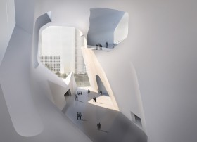Steven Holl Architects   Ecology and Planning Museums
