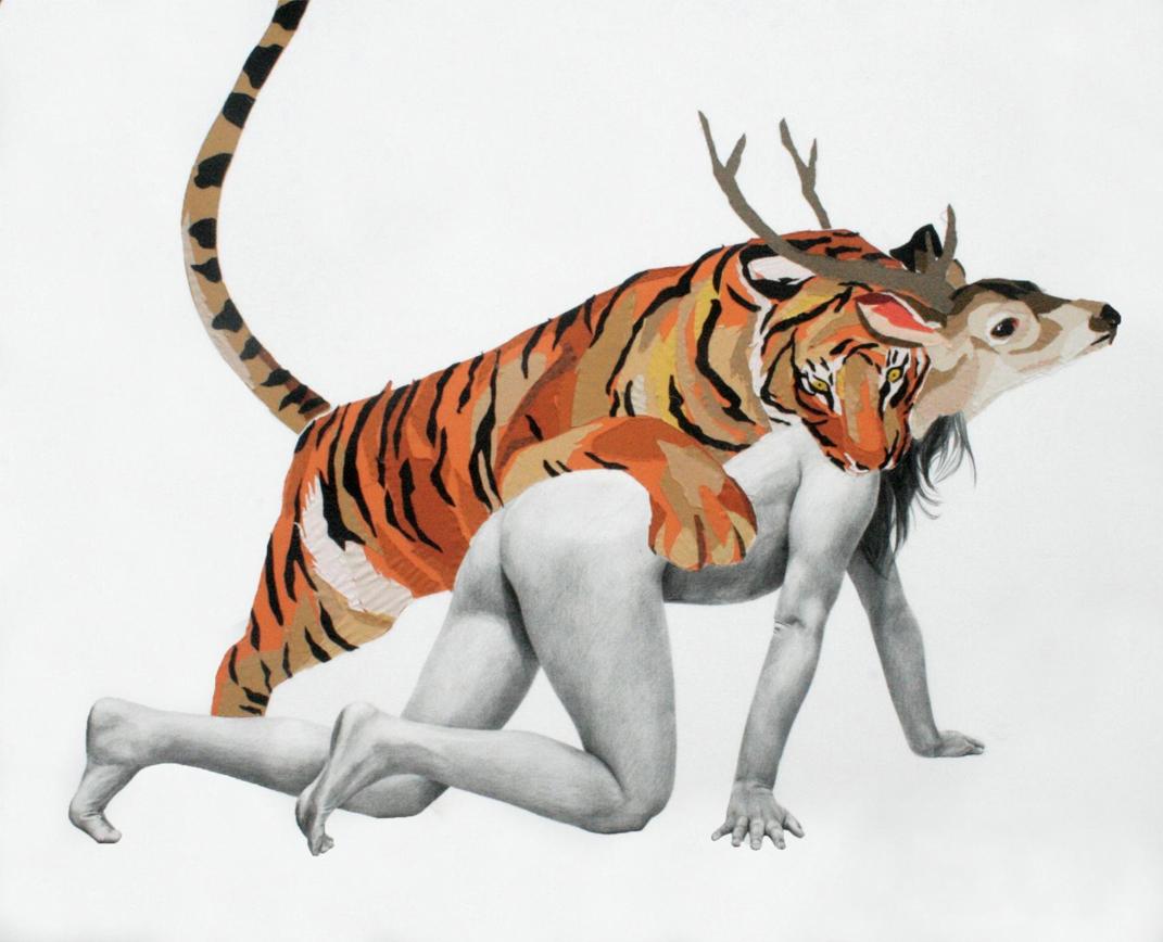 ANA TERESA BARBOZA tiger