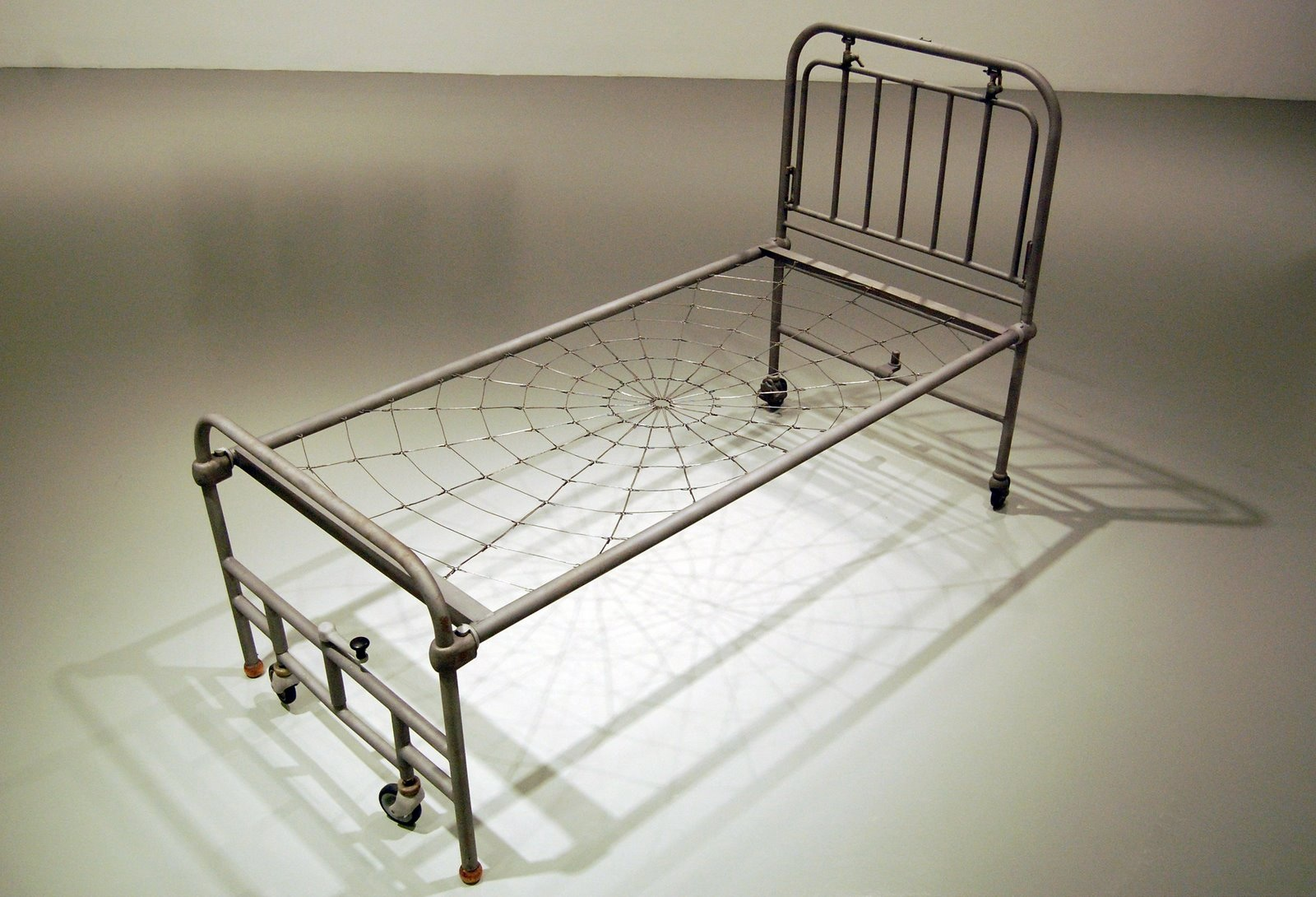 MONA HATOUM   bed