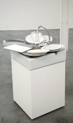 Vincent Ganivet: Fontaine I