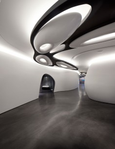 ZAHA HADID ARCHITECTS Roca London Gallery