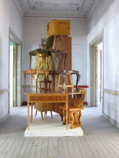 Andreas Angelidakis  Sculptural exchange