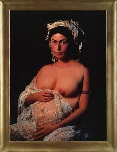CINDY SHERMAN history portraits