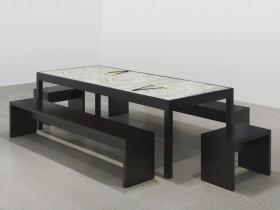 Doug Aitken  Marble Sonic Table