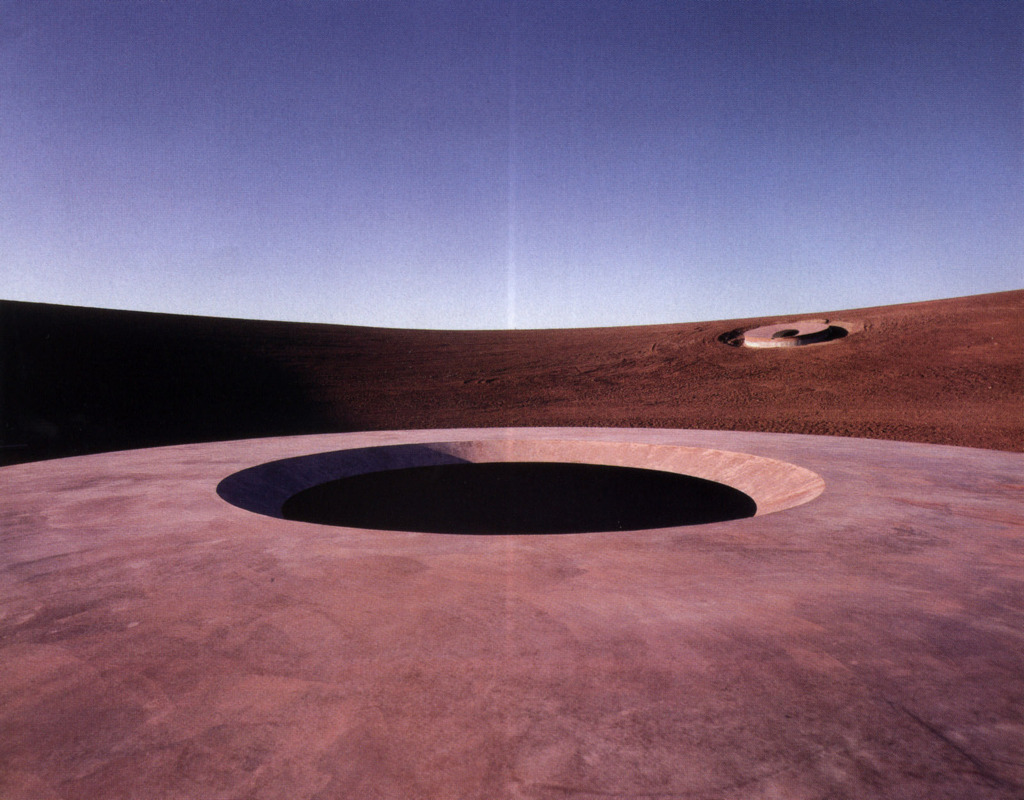 James Turrell   Roden Crater