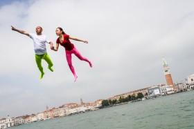 Li Wei   Flying Over Venice