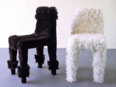 Niels van Eijk and Miriam van der Lubbe  poodle chair