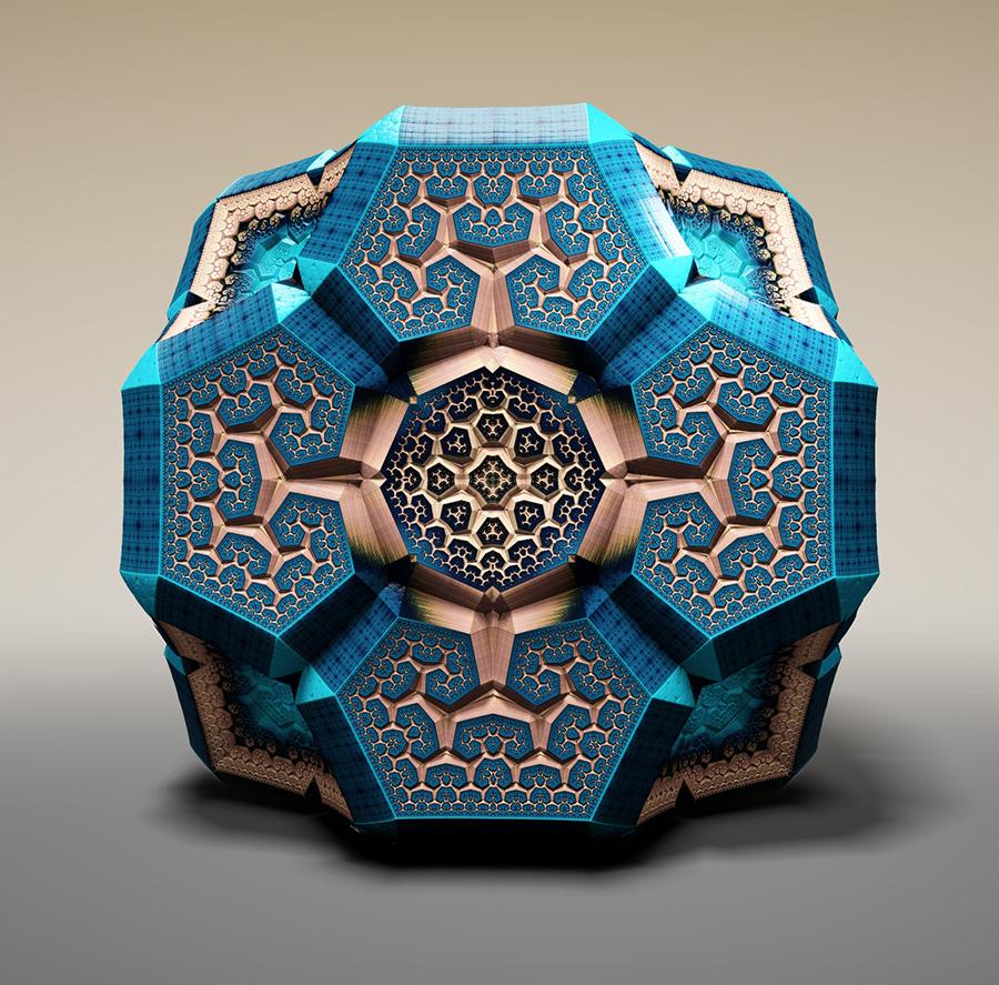 Tom Beddard  Faberge Fractals