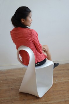 takeshi miyakawa mobius chair