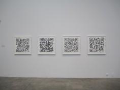 installation view, Social Media, Pace/MacGill Gallery