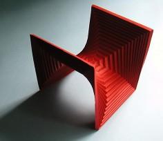 Tom Hull   hyperbolic cube