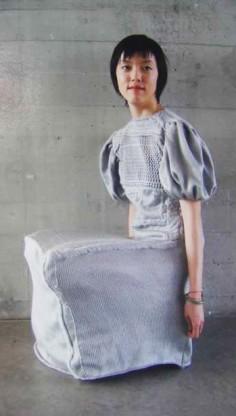 Mina Wu Chair Dress