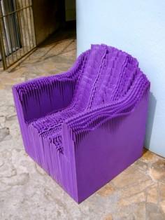 Plummer Fernandez   Sound chair