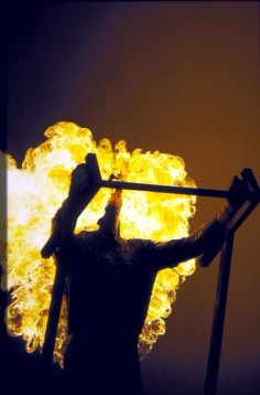 Erik Hobijn  Delusions of self-immolation