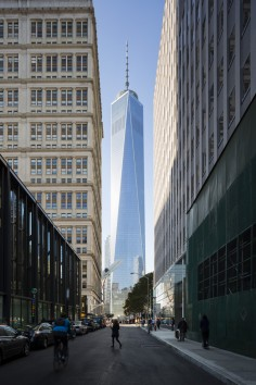SOM skidmore, owings & merrill one world trade center tower