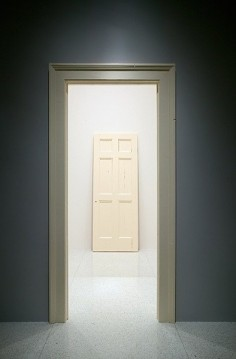 robert gober Untitled Door and Door Frame