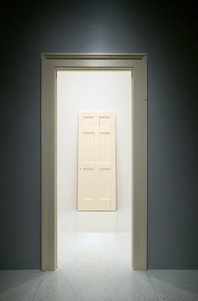 robert gober Untitled Door and Door Frame
