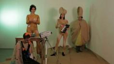 Diana Roig, Joseph Walsh, Mimei Thompson, Urara Tsuchiya   Chew Crew