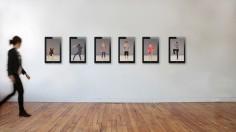 Hyperchoreography  An interactive installation between dance