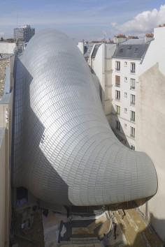 Renzo Piano    The New Pathe Foundation Headquarters