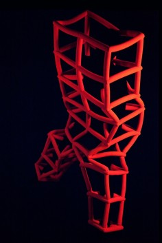 Roman Ermakov  live sculpture