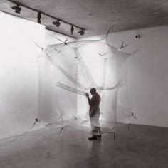 Walter Pichler  Pneumatischer Raum  Prototyp V Rekonstruktion 2007