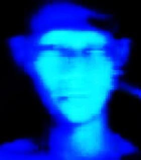 Sal Vanilla   Light Painting Experiment